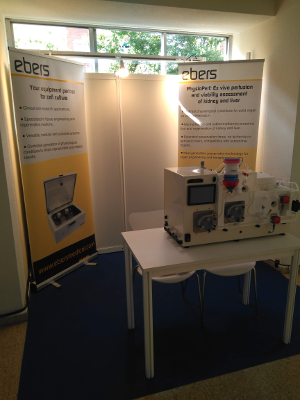 EBERS booth at ESAO2018 meeting